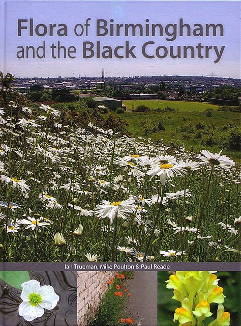 Flora of Birmingham and the Black Country.