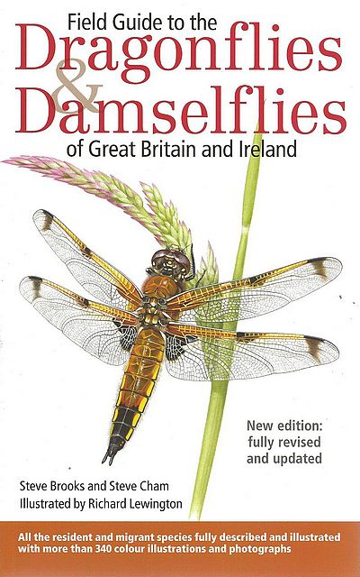 Field Guide to the Dragonflies & Damselflies.