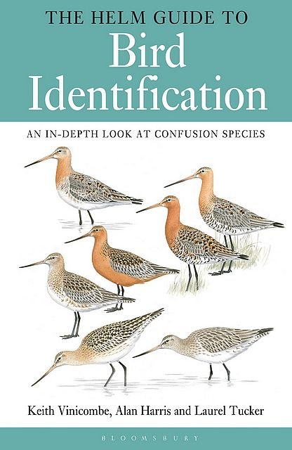 The Helm Guide to Bird Identification.