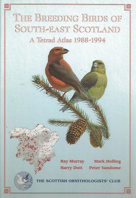 The Breeding Birds of South-East Scotland.