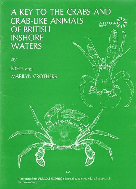 A Key to the Crabs and Crab-like Animals of British Inshore Waters.