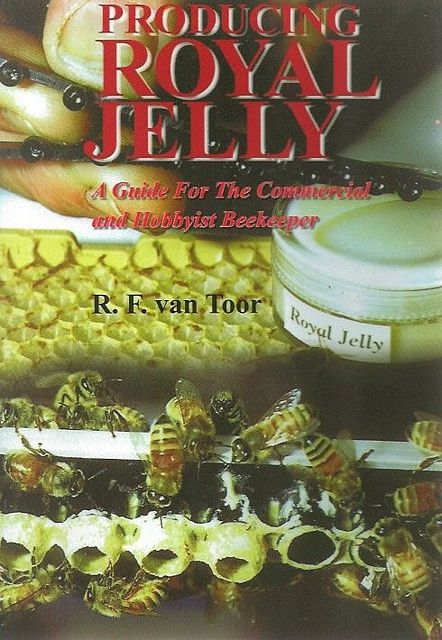 Producing Royal Jelly.