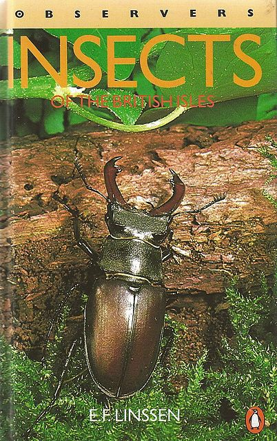 Insects of the British Isles. With a Section on Spiders.