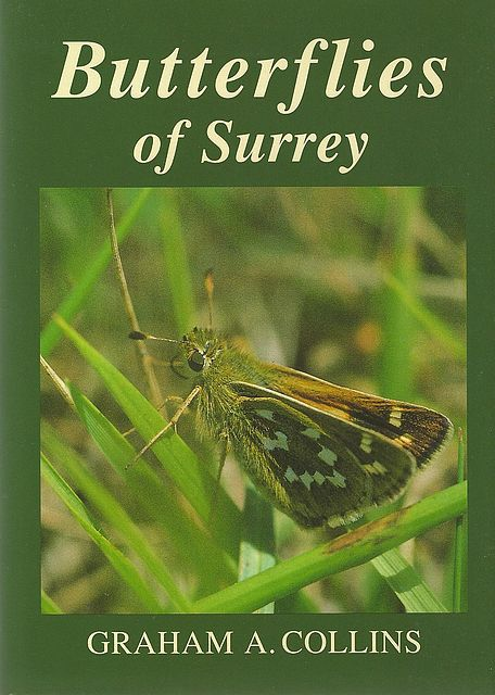 Butterflies of Surrey.