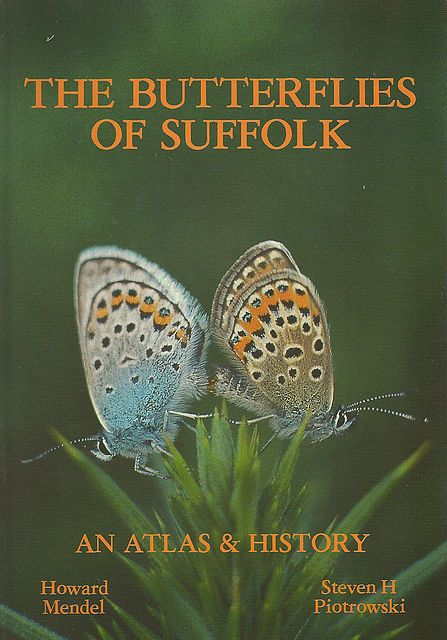The Butterflies of Suffolk.