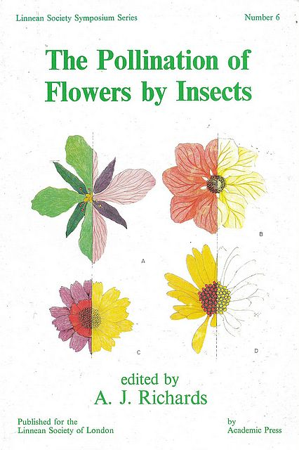 The Pollination of Flowers by Insects.