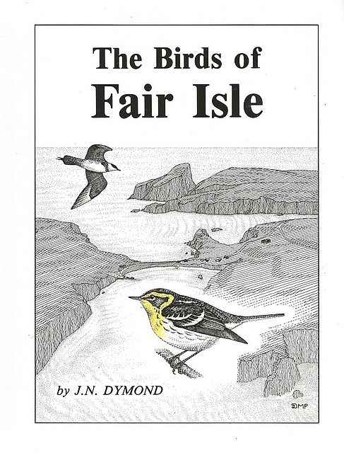 The Birds of Fair Isle.