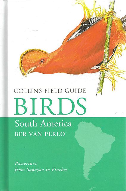 Birds of South America.