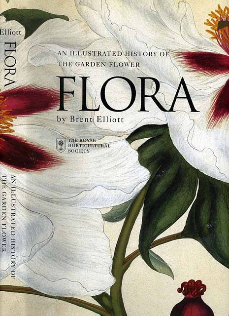 An Illustrated History of The Garden Flower Flora.