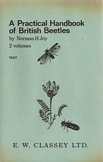 A Practical Handbook of British Beetles, with, New British Beetles (Species not in Joy's Practical Handbook).
