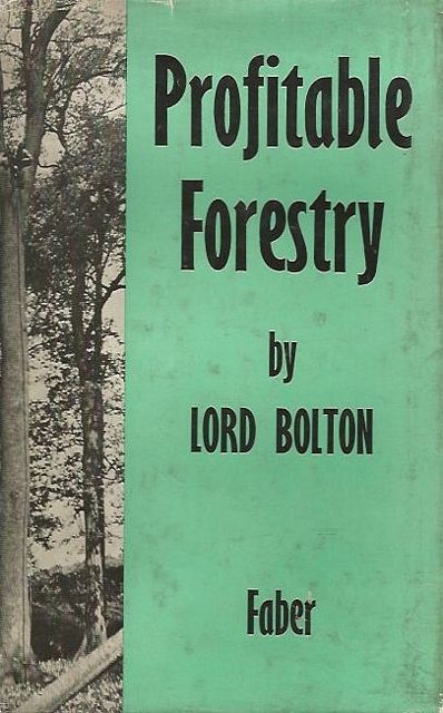 Profitable Forestry.