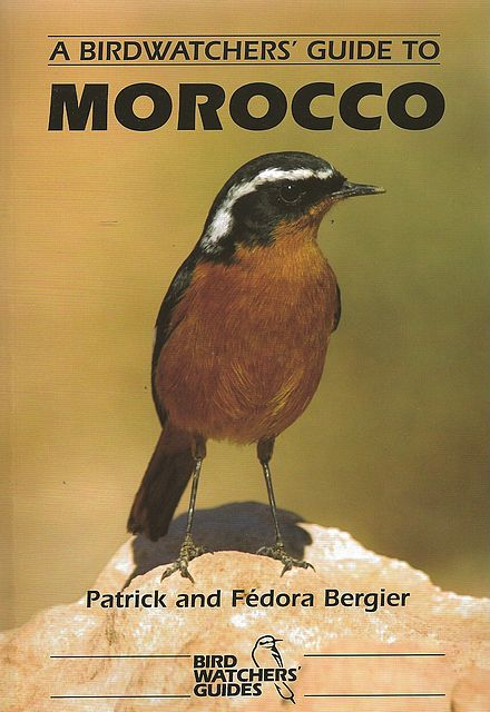 A Birdwatchers' Guide to Morocco.