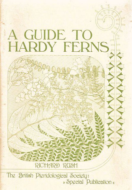 A Guide to Hardy Ferns.