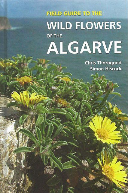 Field Guide to the Wild Flowers of the Algarve.