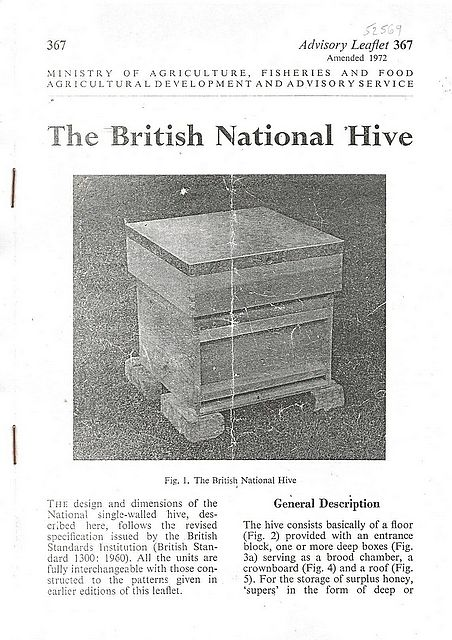 The British National Hive.