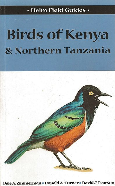 Birds of Kenya & Northern Tanzania.