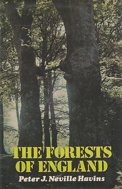 The Forests of England.