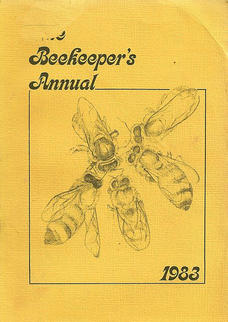 The Beekeeper's Annual 1983.