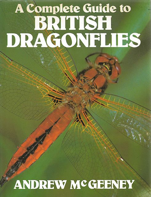 A Complete Guide to British Dragonflies.