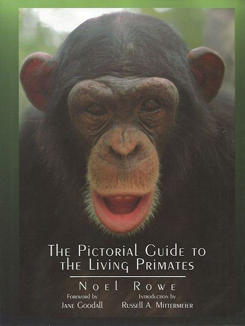 The Pictorial Guide to the Living Primates.