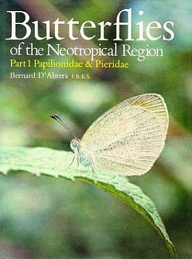 Butterflies of the Neotropical Region.