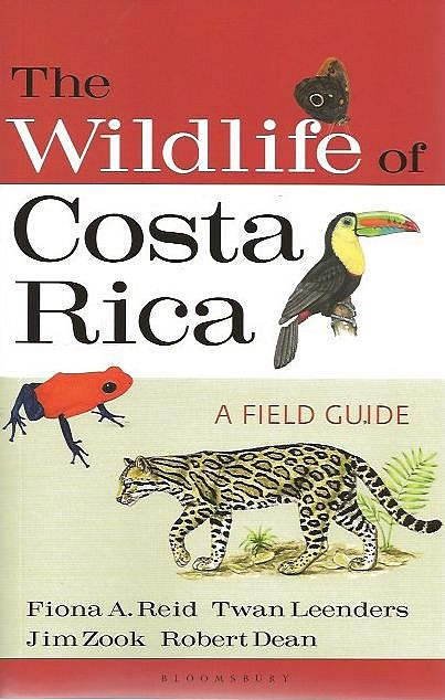 The Wildlife of Costa Rica.