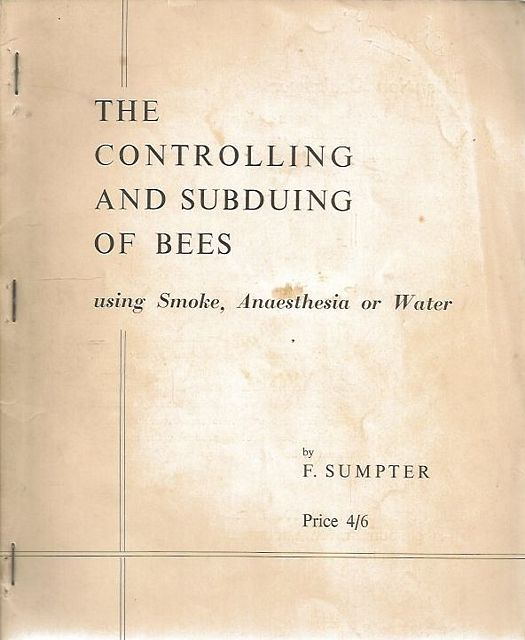 The Controlling and Subduing of Bees.