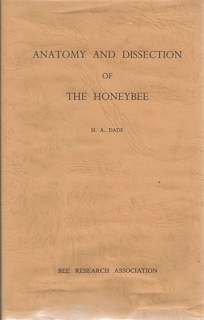 Anatomy and Dissection of the Honeybee.