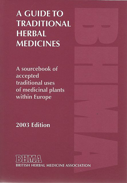 A Guide to Traditional Herbal Medicines.