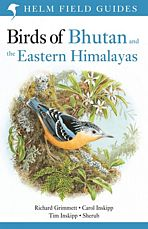 Birds of Bhutan and the Eastern Himalayas.