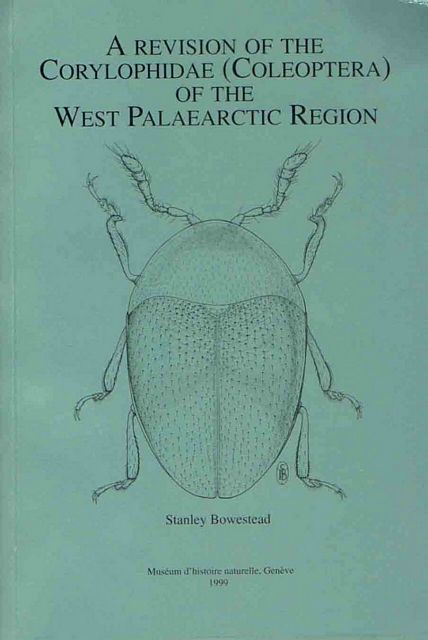 A Revision of the Corylophidae (Coleoptera) of the West Palaearctic Region.