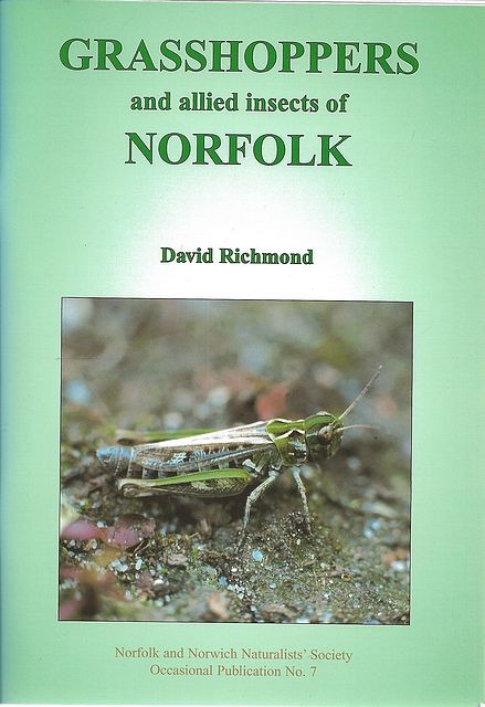 Grasshoppers and allied insects of Norfolk.