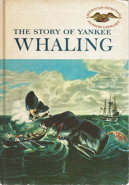 The Story of Yankee Whaling.