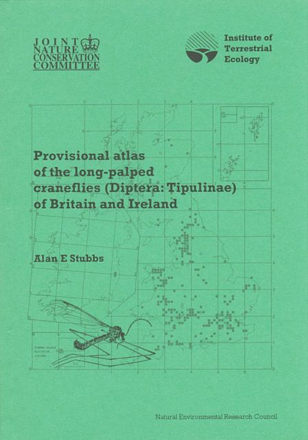 Provisional altas of the long-palped craneflies (Diptera: Tipulinae) of Britain and Ireland.