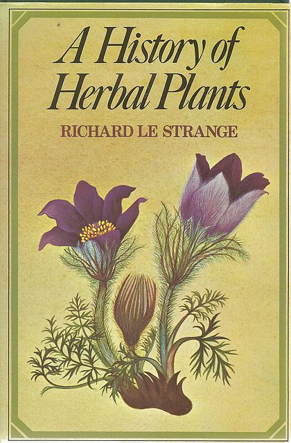 A History of Herbal Plants.