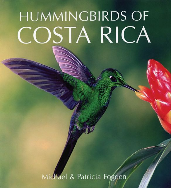 Hummingbirds of Costa Rica.