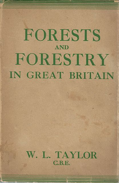 Forests and Forestry in Great Britain.