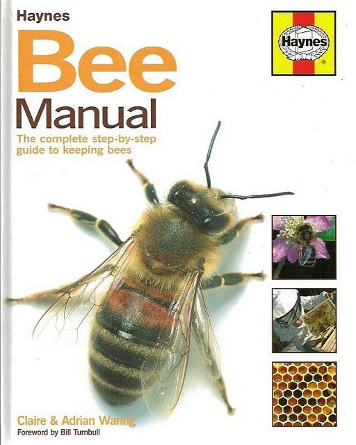 Haynes Bee Manual.