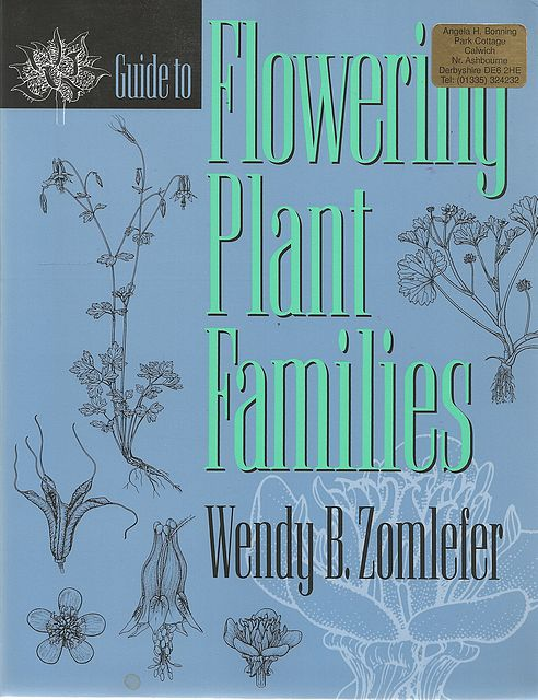 Guide to Flowering Plant Families.
