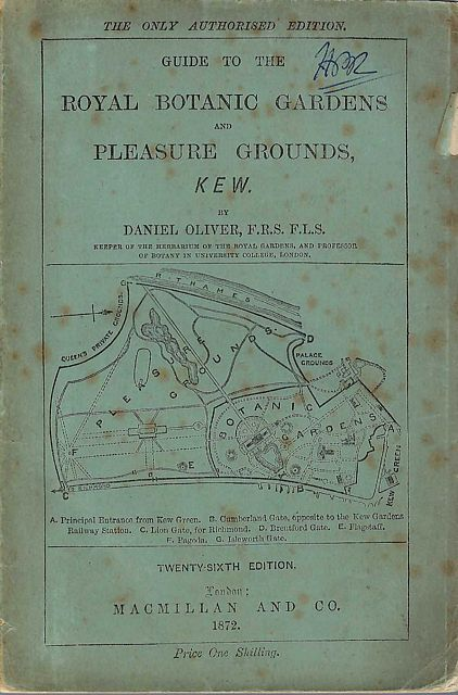 Guide to the Royal Botanic Gardens and Pleasure Grounds, Kew.