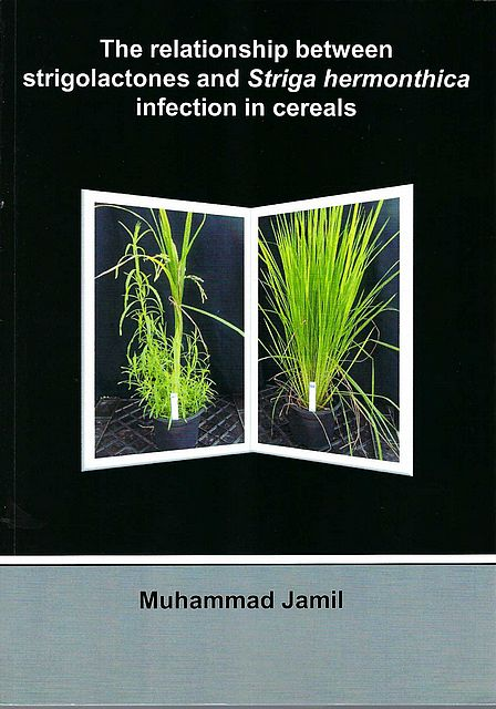 The relationship between strigolactones and Striga hermonthica infection in cereals.