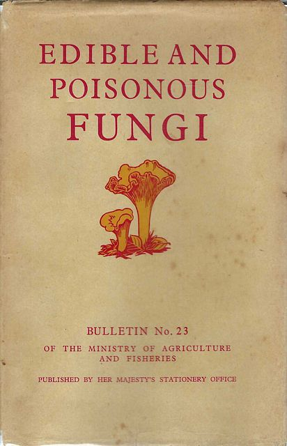 Edible and Poisonous Fungi.