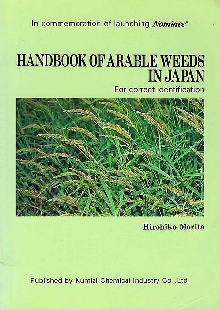 Handbook of Arable Weeds in Japan.