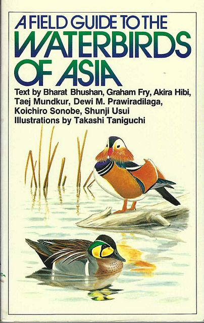 A Field Guide to the Waterbirds of Asia.