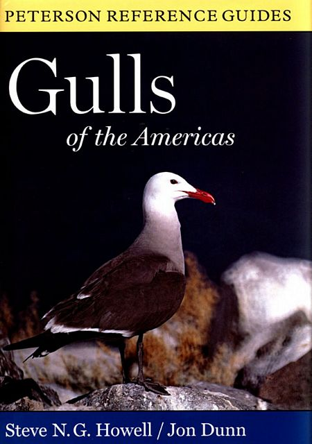 A Reference Guide to Gulls of the Americas.