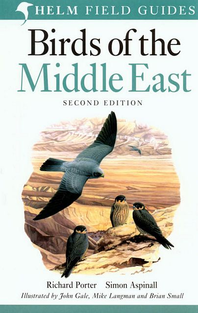 Birds of the Middle East.