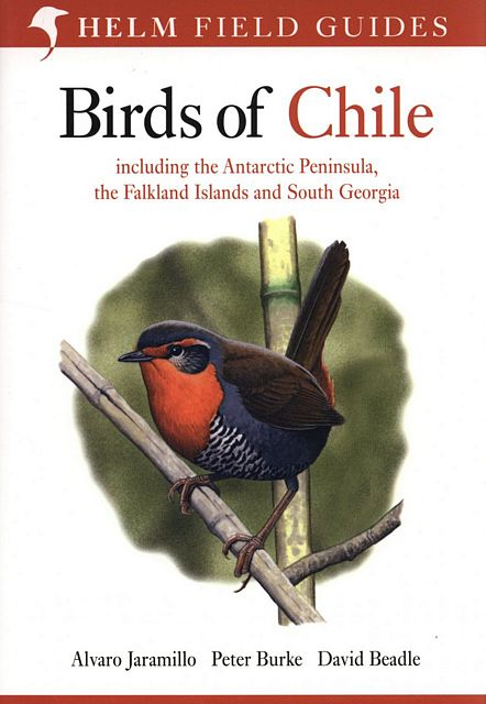 Birds of Chile.