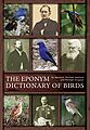 The Eponym Dictionary of Birds.