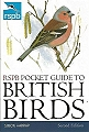RSPB Pocket Guide to British Birds.