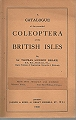 A Catalogue of the Recorded Coleoptera of the British Isles.